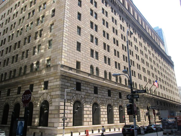 10 Things To Do At The Federal Reserve Bank Of New York