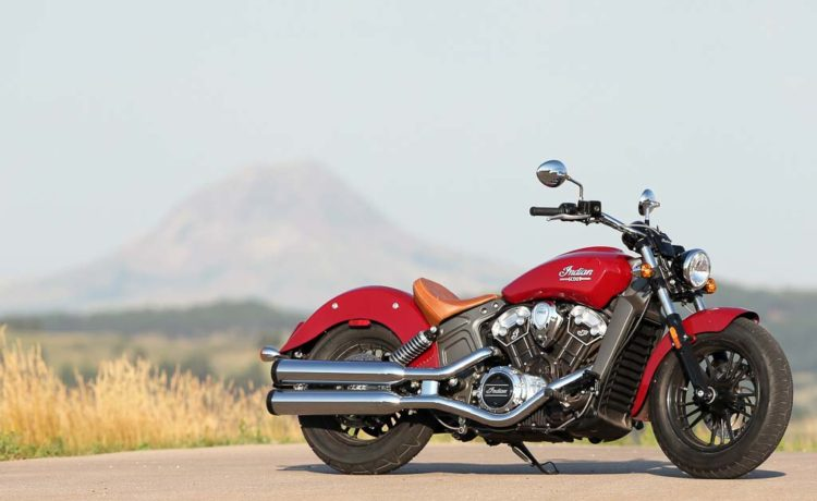 2015 Indian Motorcycle Scout Sixty (2015)