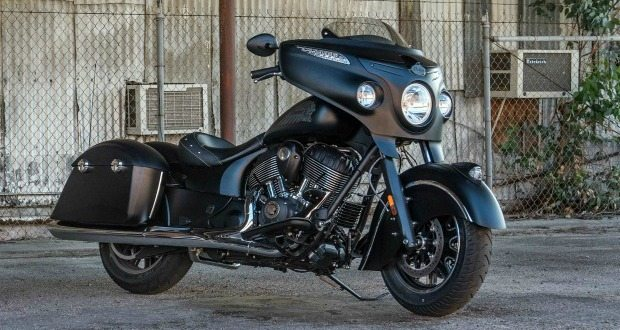 2017 Indian Chieftain Dark Horse