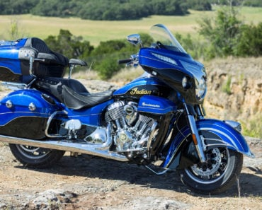 2017 Indian Motorcycle Roadmaster Elite