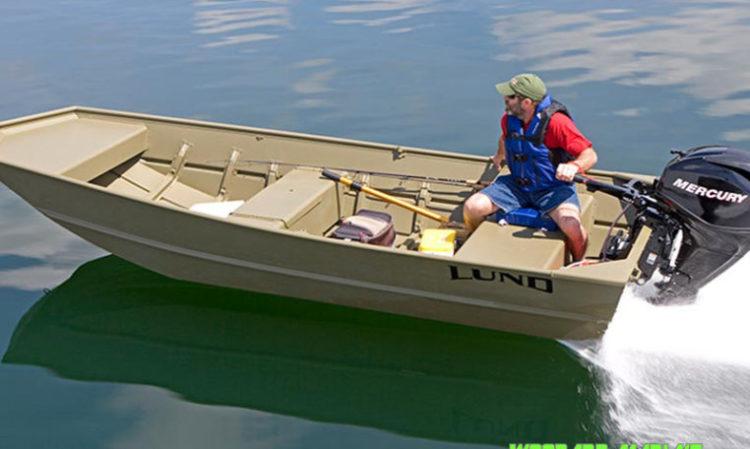 2019 Lund 1448 MT Jon Boat