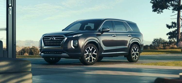 2020 Hyundai Palisade Hybrid