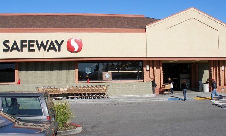 21st century Safeway store