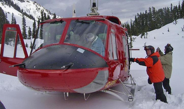Alaska Heli-Skiing