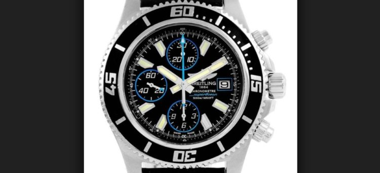 Breitling Aeromarine Superocean Chronograph Ii Mens Watch