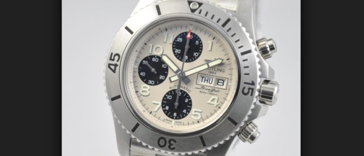 Breitling SuperOcean Steelfish Chronograph 44mm