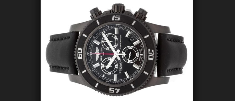 Breitling Superocean Chronograph M2000 Limited Edition M73310B7/BB73