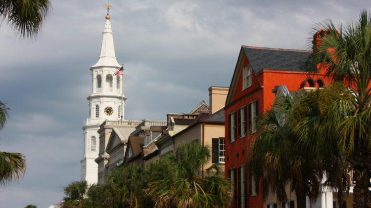 Charleston SC Broad Street