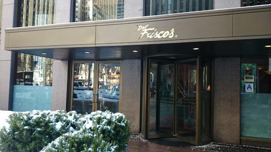 Del Friscos NYC
