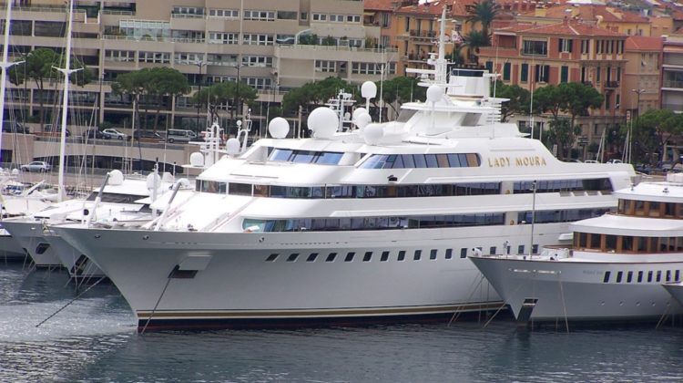 Lady Moura Superyacht