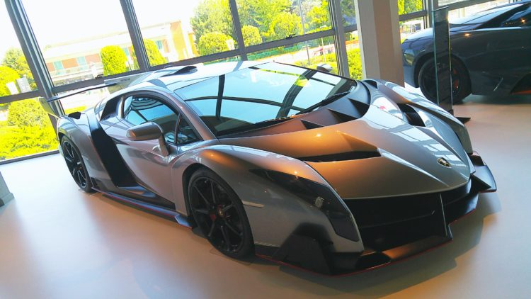 Veneno Showroom