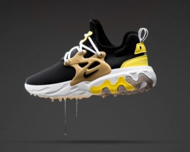 Nike React Presto Brutal Honey