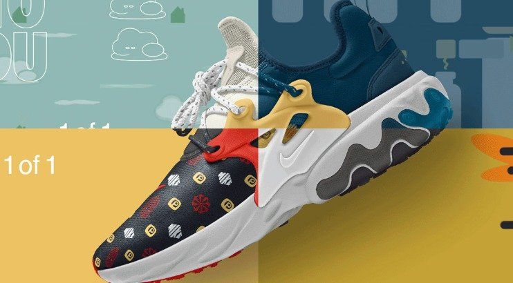 Nike React Presto By You