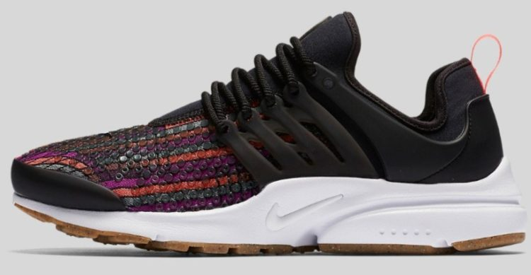 Nike Womens Air Presto JCRD PRM Running Trainers 885020 Sneakers Shoes
