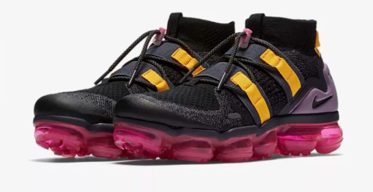 new product 641a6 61945 A Closer Look at the Nike Air VaporMax Flyknit Utility ...