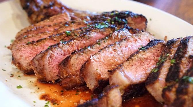 St Anselm Prime Steak