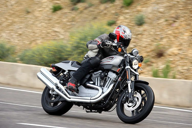 The 2010 Harley CRD XR1200