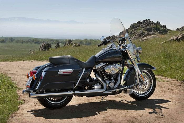 The 2012 Harley Davidson FLHR Road King