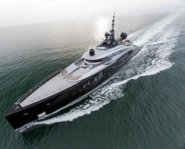 A Closer Look at the $250 Million Superyacht Al Mirqab