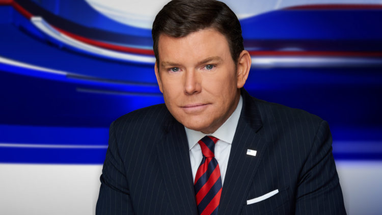 Fox News Anchor Bret Baier