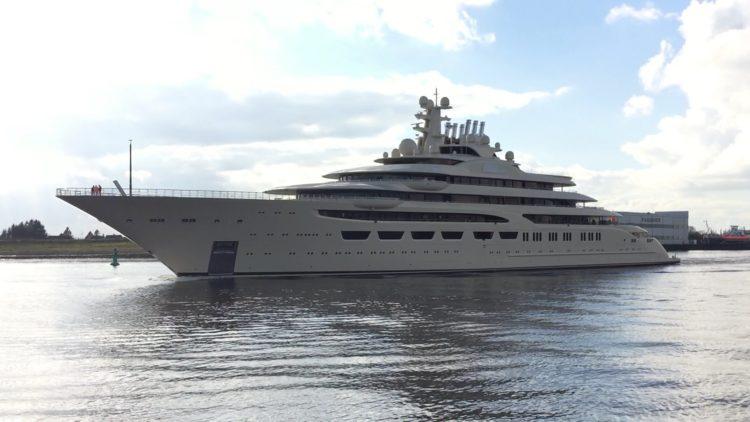 Dilbar Ona Yacht