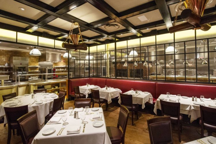 Gallaghers Steakhouse New York City
