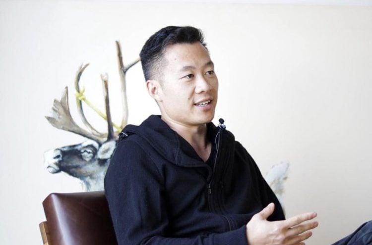 CEO Justin Kan