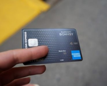 Marriott Bonvoy Brilliant American Express