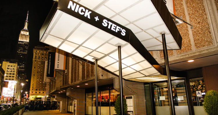 Nick and Stef's