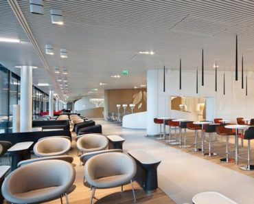The Top 10 Chase Sapphire Reserve Card Airport Lounges