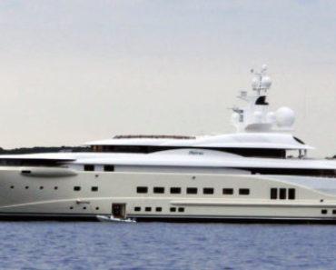 A Closer Look at the $300 Million Superyacht Pelorus