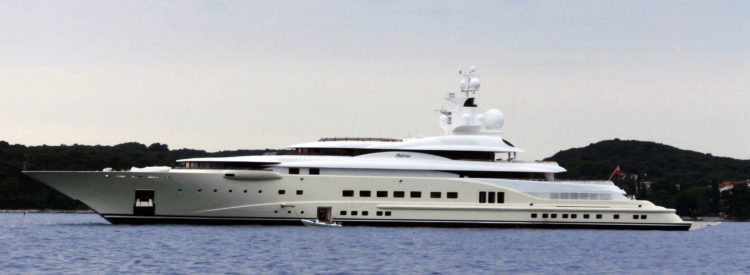 A Closer Look At The 300 Million Superyacht Pelorus