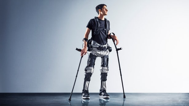 Powered Exoskeleton Technology