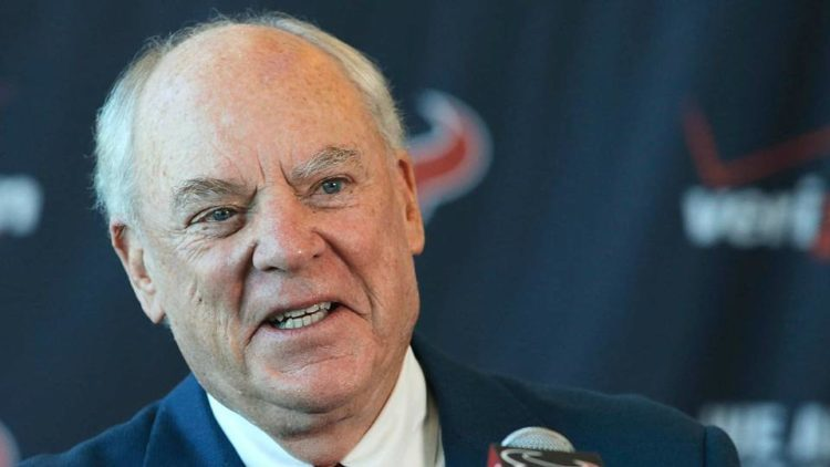 Houston Texans Owner Robert McNair