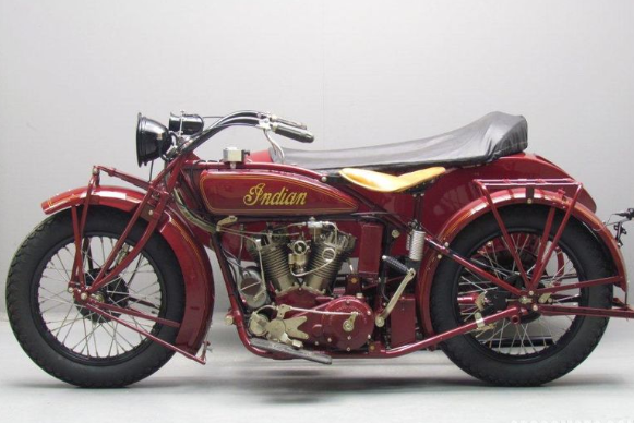 1927 Indian BGE