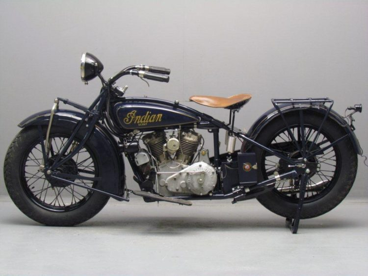 1930 Indian Scout 101