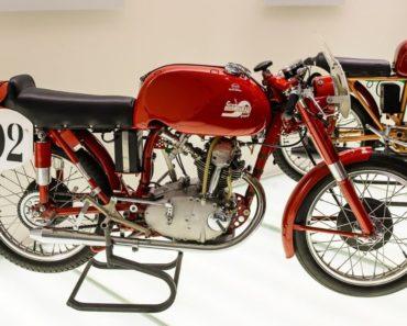 1954-55 Ducati Gran Sport Marianna
