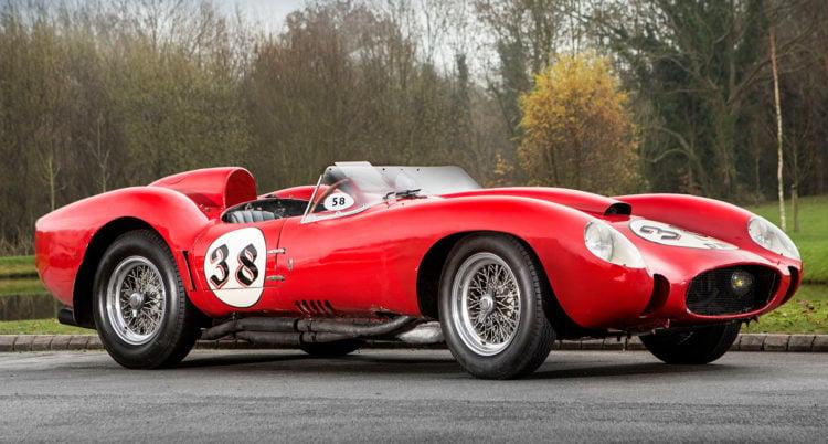 1956 Ferrari 250 Testa Rossa