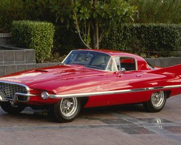 1956 Ferrari 410 Superamerica Carrozzeria Ghia