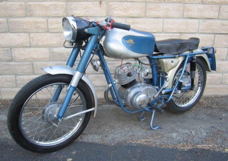 1958 Ducati 85 Sport Mini Elite