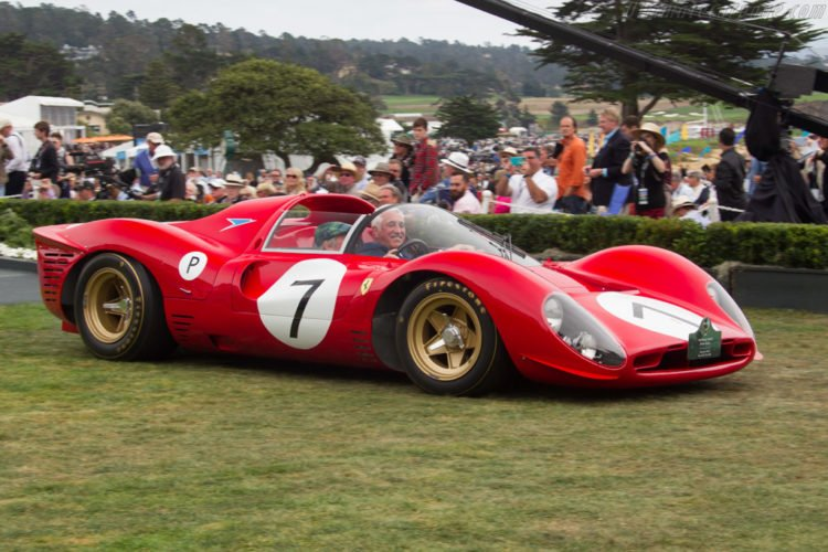 1967 Ferrari 330 P4 Berlinetta