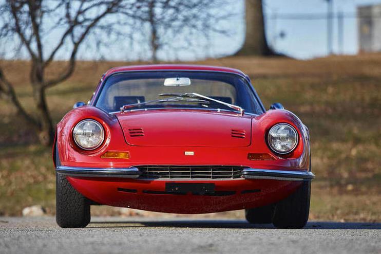 1968 Ferrari Dino 246