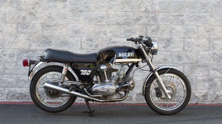1971 Ducati 750 GT