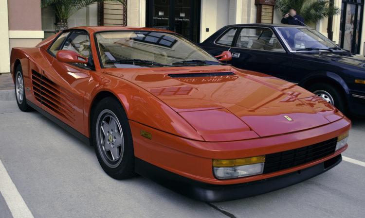 1991 Ferrari TestaRossa 512 TR