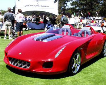 2000 Ferrari Rossa by Pininfarina