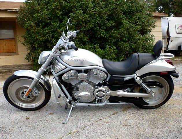 2002 Harley Davidson VRSCA V-Rod