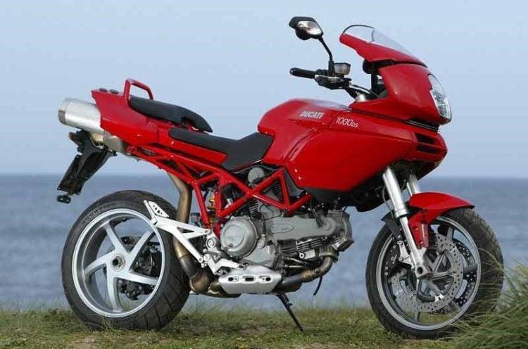 2003 Ducati Multistrada