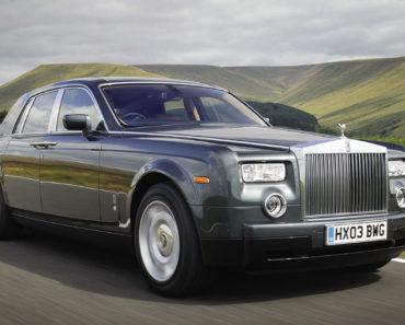 2003 Rolls Royce Phantom