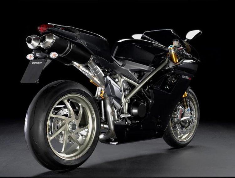 2008 Ducati 1198S