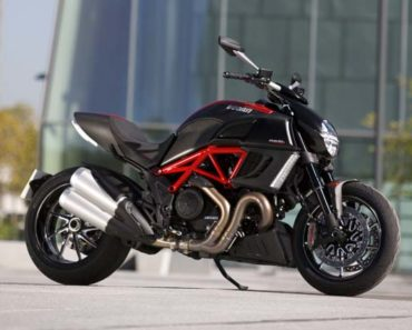 2011 Ducati Diavel Cruiser